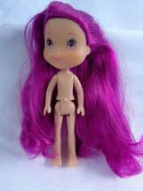 2008 Hasbro Strawberry Shortcake Doll - Extra Long Hair - Nude - $8.42