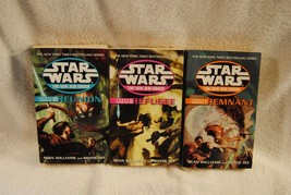 Star Wars: The New Jedi Order Force Heretic 1-3 Sean Williams Paperback ... - $29.99
