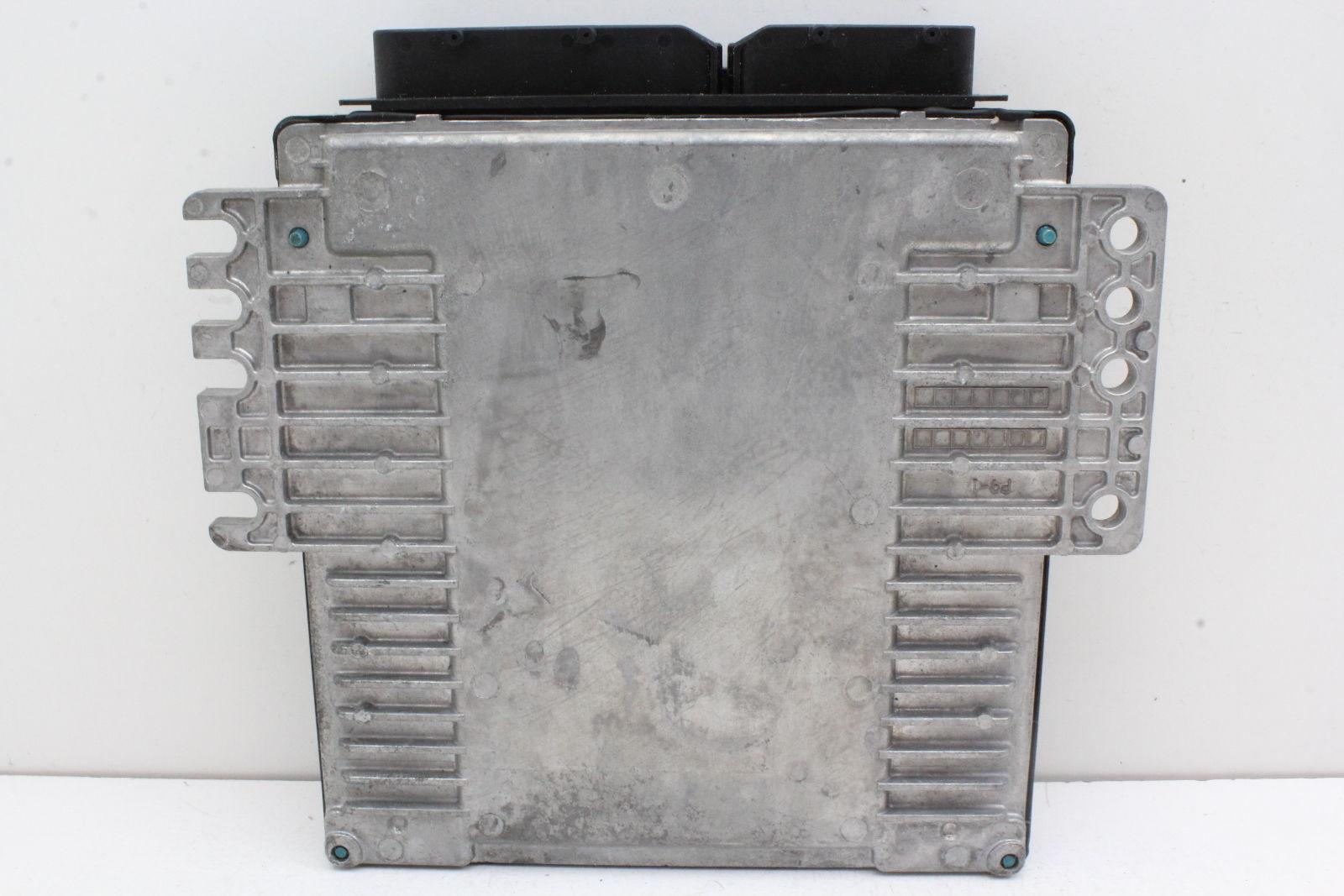 05 06 Altima MEC35-523 A1 Computer Brain Engine Control ECU ECM EBX Module