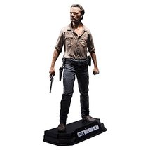 "McFarlane Toys The Walking Dead TV Rick Grimes 7"" Collectible Action Figure - $24.49"