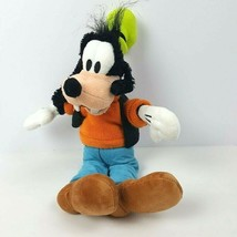 "Disney Parks Plush Goofy Stuffed Animal 16"" Authentic  - $17.82"