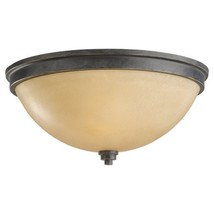 Sea Gull Lighting 75520-845 Parkfield Two-Light Ceiling Flush Mount Hanging Mode - $147.52