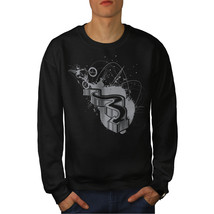 Epic BMX Stunt Man Jumper Bike Gang Men Sweatshirt - $18.99+