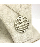 Death Star Necklace - $6.95