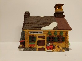 Dept 56 NEW ENGLAND VILLAGE SLEEPY HOLLOW SCHOOL 837620 - 1990 - $19.79