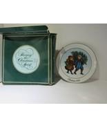 1981 Avon First Edition Christmas Memories Sharing the Christmas Spirit ... - $16.83