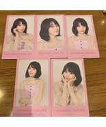 IZ*ONE Fan Meeting Trading card Sakura Miyawaki book/music/Game CD K-POP... - $52.62