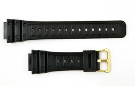G-Shock Genuine 18mm Watch Band  Black DW-5600C DW-5400C DW-5000 Casio  - $19.85