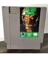 Tecmo Bowl Football NES Nintendo Vintage Video Game Cartridge Bo Jackson... - $16.87