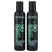 Redken Thickening Lotion 06 All Over Body Builder 2 ct 5 oz  - $36.29