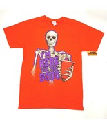 """I'm Here For The Boos"" Halloween T-Shirt Sz Medium NWT Fruit of the Loo... - $8.59"
