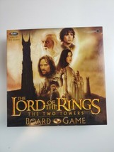 The Lord of the Rings The Two Towers Board Game complete unpunched game ... - $19.86