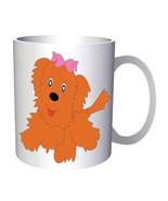 Cute Dog Lovers Pets Novelty Funny  11oz Mug a919 - $10.83