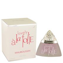 Lovely A La Folie by Mauboussin Eau De Parfum  1.7 oz, Women - $29.92
