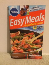 Pillsbury product recipe book: 5 Ingredients or Less (2005) SC - $7.91