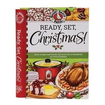 July SALE!  Gooseberry Patch Ready, Set, Christmas! Complete cookbook  - $28.58