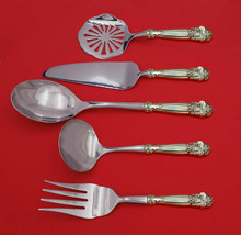 Georgian by Towle Sterling Silver Thanksgiving Serving Set 5-Piece Custom Made - $459.00