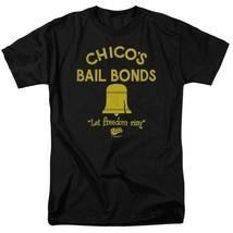 Bad News Bears T-shirt Chicos Bail Bonds 1970s movie retro cotton tee  PAR133 image 1