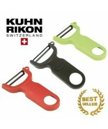 Kuhn Rikon Original Swiss Peelers. Red. Black and Green - $24.70