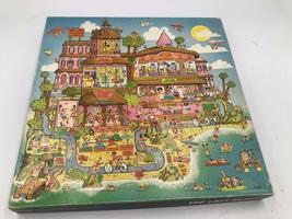 vintage ambassador the last resort jigsaw puzzle - $72.00