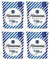 Fazer Marianne Toffee, peppermint candies filled with toffe 220g 4 packs 31 oz - $39.60