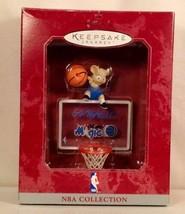 Hallmark Keepsake Orlando Magic Christmas Ornament NBA Basketball1998 Vintage - $4.46