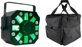 ADJ Stinger DMX Laser, Strobe and Moonflower LED Light + Transport Case - $296.00