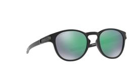 New Oakley Latch Sunglasses Matte Black Prizm Jade OO9265-28 Authentic G... - $59.39