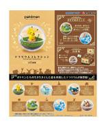Re-Ment Pokemon Terrarium Mini Figure Collection - Complete Set of 6 - $79.90