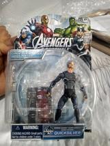 """3.75"""" Custom Action Figure Quicksilver 1:18 MCU AOU Avengers - $108.90"""