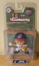 Lil Teammates Collectible MLB Figure Cleveland Indians Pitcher Series 1 - $9.49