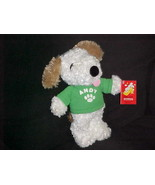 """10"""" Peanuts Andy Snoopy Brother Plush Toy W/Tags Daisy Hill Puppies  - $56.09"""