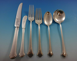 Chippendale by Towle Sterling Silver Flatware Set For 8 Service 53 Pieces - $3,200.00