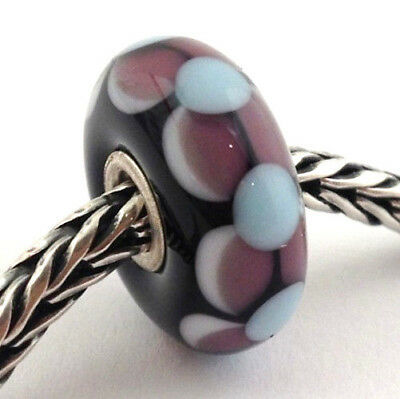 Authentic Trollbeads Murano Glass Dolly Bead Charm 61345, New