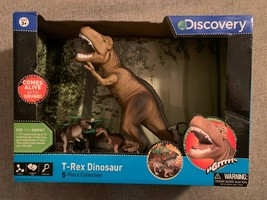 Disney T-Rex Dinosaur 5 Piece Collection Comes Alive with Sound - $32.99
