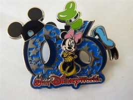 Disney Trading Broches 43596 WDW - 06 Collection (Minnie Mouse) - $9.49