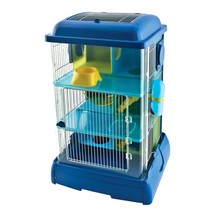 Hamster Tower Small Pet Animal Cage Gerbil Mice Dwarf Habitat Home Acces... - $77.01