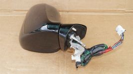 07-09 Lexus LS460 Sideview Side View Door Wing Mirror Driver LH (14 wire) image 5