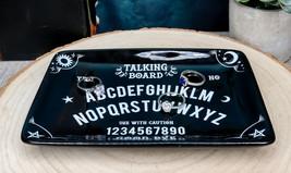Ouija Talking Spirit Board Bone China Trinket Jewelry Dish Salad Appetiz... - $19.99