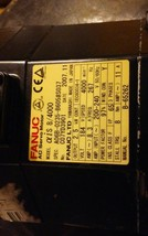 NEW OEM Fanuc AC Servo Motor A06B-0235-B605 #S037 AIS 8/4000 A860-2010-T341 image 2