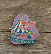 Pin Trading Disney Pins Fantasyland Decade Series 60th Anniversary Dumbo... - $14.84