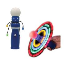 Windy City Novelties Hand-Held LED Light Up Galaxy Spinner with Flashing... - $26.00