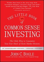 The Little Book of Common Sense Investing: The Only Way to Guarantee You... - $29.39