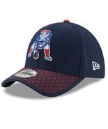 New England Patriots New Era 39Thirty Official NFL Sidelines FlexFit M/L... - $27.20