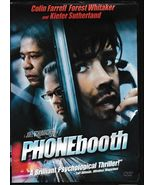 Freebie!  Phone Booth (DVD, Widescreen and full screen, 2003) - $0.00