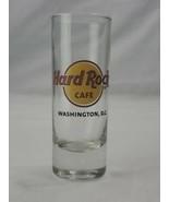 """Hard Rock Cafe 4"""" Shot Glass WASHINGTON D.C (au) - $9.90"""