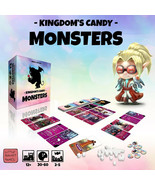 Giga Mech Games Kingdom's Candy: Monsters Game GMG007 NEW - $31.68