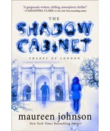 Signed First US Ed :The Shadow Cabinet (The Shades of London) by Maureen... - $6.00