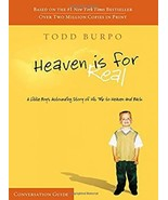 Heaven Is For Real Conversation Guide (Paperback) - $8.99