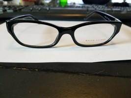 Authentic New - Ralph Lauren RL6081 5001 - 52/16/140 - Eyeglasses Frames - $41.58